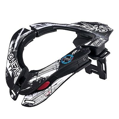 TRON Neckbrace SHOCKER blk/white
