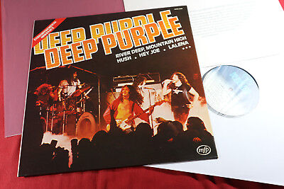 Deep Purple  SAME  -  LP mfp 2M 026-64660 France sehr gut