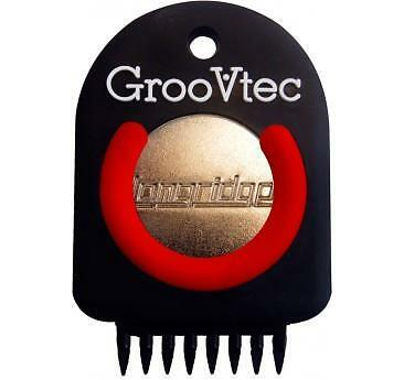 GrooVtec Multi Pin Golf Club Groove Cleaner - Red