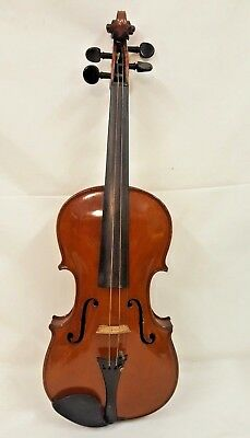 Vintage Jacobus Stainer Violin made by E.R Schmidt & Co Violin Makers Saxony