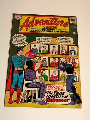 Adventure Comics #336 - DC Comics - VGFN Condition