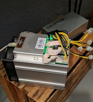 BITMAIN Antminer Z9 mini batch 2 with PSU Power Supply In Hand Equihash