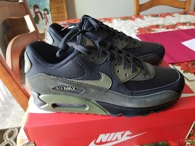 NIKE AIR MAX 90 Ultra Mid Winter 924458 300 Sequoia Medium