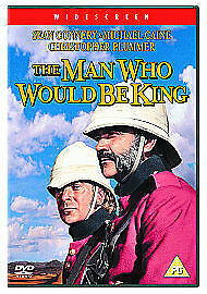 The Man Who Would Be King (DVD, 2007) G D0544