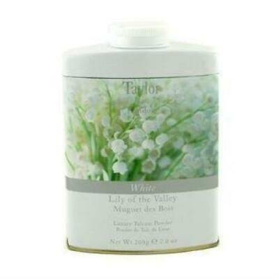 TAYLOR of LONDON Luxury Talcum Powder - Lily of the Valley