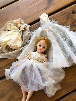 Vintage Madame Alexander Cissette Ballerina Fashion Doll 1958-59  Dancer HTF 9""