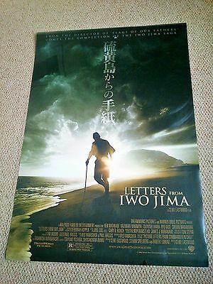 Letters from Iwo Jima - Original US One Sheet Poster 27x 41