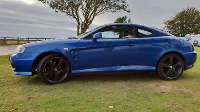 Hyundai Coupe 2.0ltr petrol 2006 06 reg swap or px for smaller car of same £1295