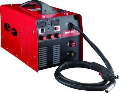 Uptime MIG130 MIG WELDER MACHINE 130 AMP (IGBT) with Torch and Accessories