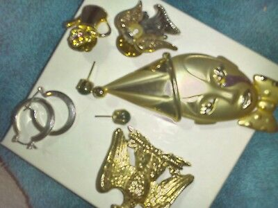 Lot of vintage antique jewelry GRANDMA'S estate See Pictures) Lot