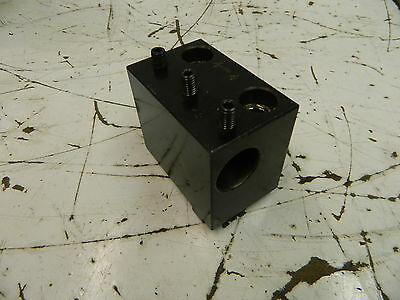 "Mori Seiki CL-05 CNC Turning Center 1"" Dia. Boring Tool Holder, Used"