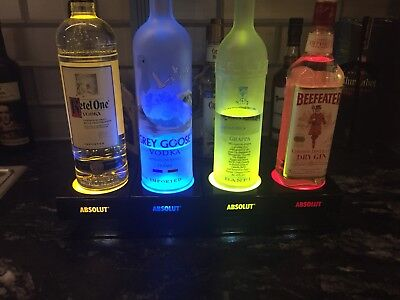 absolut Light For Bottles