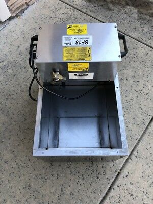 BELSHAW SF-18 shortening and grease filter