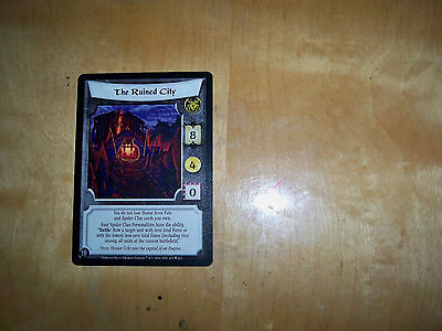 Legend of the Five Rings L5R CCG The Ruined City