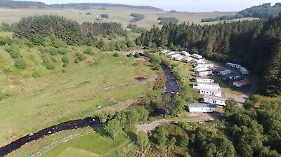 Great value caravans on North Wales countryside park,walks,cycling,fishing,river