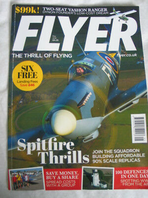4 issues of flyer magazine plus supplements and CD
