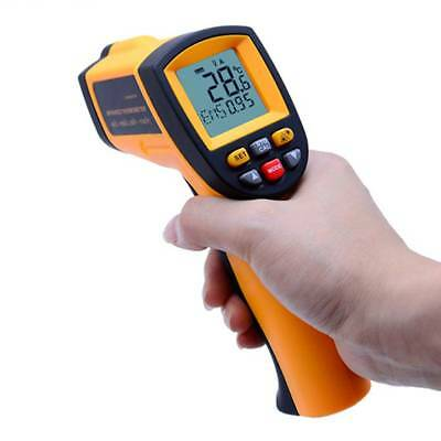 High Temperature -50 to 950˚  Non-contact Backlight Digital Infrared Thermometer