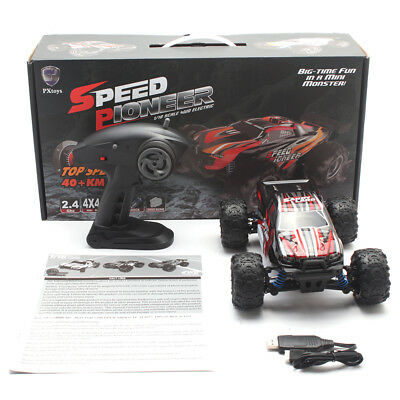 PXtoys 9300 1:18 4WD 2.4GHz Full Proportional Control RC Racing Car RTR 40km/h