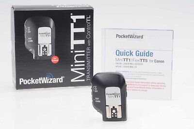 PocketWizard Mini TT1 Transmitter Pocket Wizard for Canon                   #326