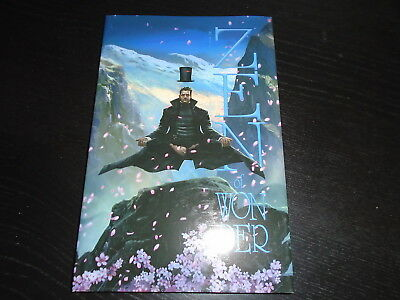 ZEN OF WONDER Vol. 4 Hatter M Automatic Pictures Hardcover