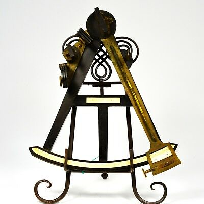 A 19th Century E & C.W. Blunt New York Octant