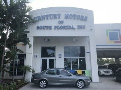 Jaguar X-Type  AWD Low Miles Clean CarFax Florida Car Warranty Included