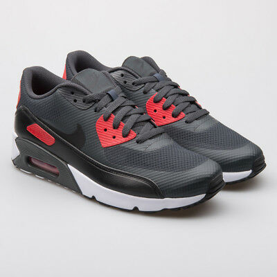 7fe658f32a NEW Nike Air Max 90 Ultra 2.0 Essential Anthracite/Black 875695 007 Size 7