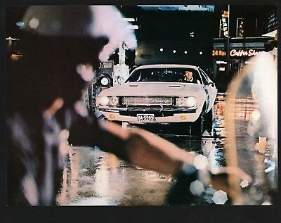 VANISHING POINT Lobby Card Set of 8 (VeryFine+) 1971 Car Chased Cult 15457