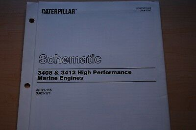 3408 cat engine diagram for wiring wiring diagram usedcaterpillar 3408 3412 marine engine electrical schematic wiring 3408 cat engine diagram for wiring