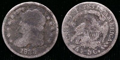 1835 Capped Bust Half Dime