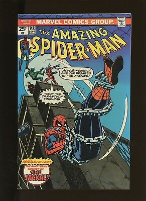 Ama zing Spider-Man 148 VF 7.5* 1 Book * 1975,Marvel! Stacy (Clone) Revealed!