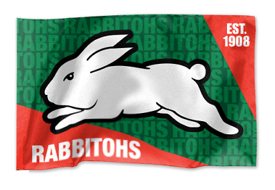 South Sydney Rabbitohs NRL Game Day Flag 60 cm x 90 cm