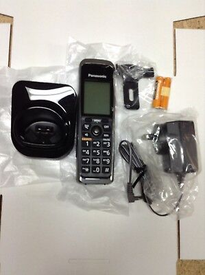 #2000 NEW Panasonic KX-TPA50 SIP DECT VoIP Addtional Cordless Phone FOR TGP500