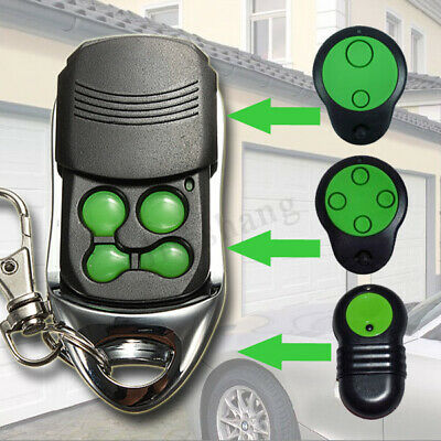 4 Button Garage Door Gate Remote Control Compatible For Merlin M842/M832/M844