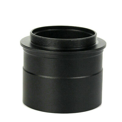 """Universal Aluminum 2"""" To T2 M48*0.75 Adapter W/ Thread For Telescope Eyepiece"""