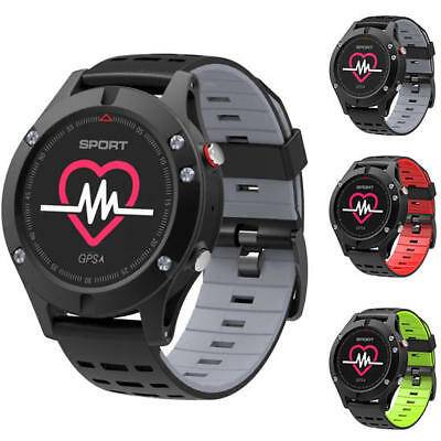 Waterproof Running Smart Watch GPS Bluetooth Sports Fitness Tracker Heart Rate
