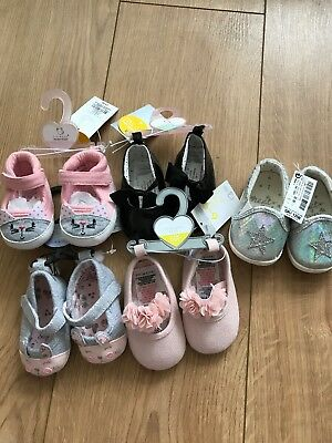 Baby Girls Shoes Mixed Sizes