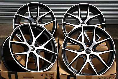 "19"" Alloy Wheels Novus 01 Bp Fit For Ford Transit Connect Edge Escape"