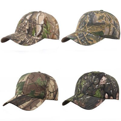CO_ Outdoor Tactical Baseball Camo Cap Military Army Hunting Hiking Snapback Hat