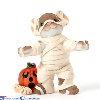 Charming Tails 4041160 Halloween Never Fear Mummys Here 2014