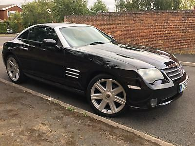 2006 Chrysler Crossfire Coupe Petrol - 3.2L - Very Good Condition