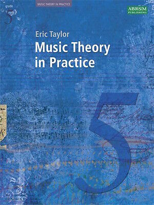 ABRSM Music Theory In Practice Grade 5 - Eric Taylor