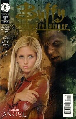 Buffy the Vampire Slayer (1998) #  29 PHOTO Cover GOLD VARIANT (9.2-NM) ltd to 1