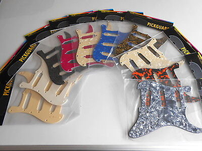 New 11 Hole Pickguard Scratchplate suit Fender Strat Stratocaster Style Guitar