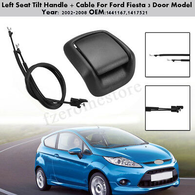 For Ford Fiesta MK6 Front Left Seat Tilt Handle and Tilt Cable 3 Door 2002-2008