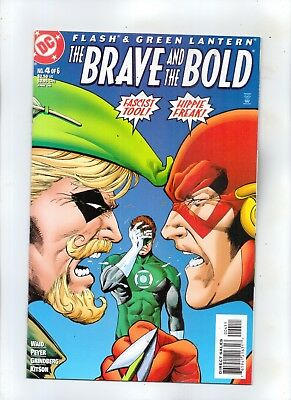 FLASH AND GREEN LANTERN:THE BRAVE AND THE BOLD No 4