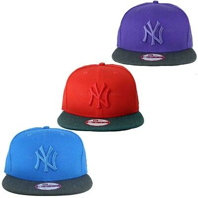 New Era, MLB 9Fifty NY New York Yankees Snapback Phillies Baseball Cap, Truckers