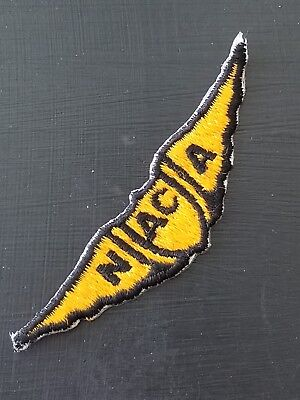 WWII US Army AAC Air Corps Unknown Wing Patch