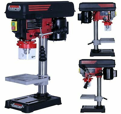Pillar Bench Drill Press Rotary Table Stand 13mm 5 Speed