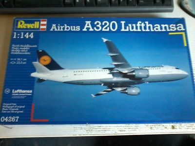 Airbus A320 Lufthansa - Revell - 04267 - 1:144